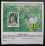Viněta Mnichovská výstava známek