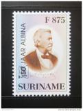Poštovní známka Surinam 1996 August Kappler Mi# 1584-85