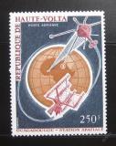 Poštovní známka Burkina Faso 1966 FR-1 Satelit Mi# 187