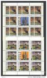 Poštovní známky Jugoslávie 1986 MS ve fotbale Mi# 2152-53