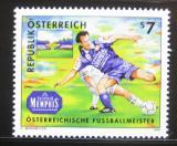 Poštovní známka Rakousko 1998 Austria-Memphis Mi# 2250