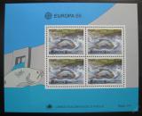 Poštovní známky Portugalsko 1986 Evropa CEPT, ryby Mi# Block 50