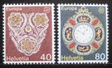 Poštovní známky Švýcarsko 1976 Evropa CEPT Mi# 1073-74