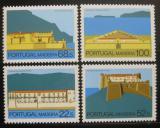 Poštovní známky Madeira 1986 Pevnosti Mi# 107-10
