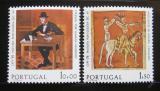 Poštovní známky Portugalsko 1975 Evropa CEPT Mi# 1281-82 Kat 70€