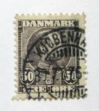 Poštovní známka Dánsko 1905 Král Christian IX. Mi# 51 I Kat 50€