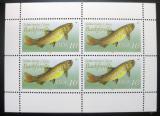 Poštovní známky DDR 1987 Ryby Mi# 3096 Arch