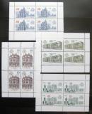 Poštovní známky DDR 1987 Založení Berlína Mi# 3075-78