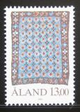 Poštovní známka Alandy 1990 Gobelín Mi# 41