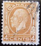 Poštovní známka Kanada 1932 Král Jiří V. Mi# 165 A Kat 14€