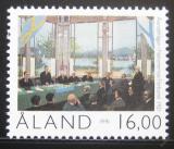 Poštovní známka Alandy 1991 Výročí autonomie Mi# 53