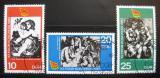 Poštovní známky DDR 1982 Umění Mi# 2699-2701