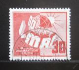 Poštovní známka DDR 1950 Výročí dne práce Mi# 250 Kat 35€