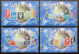 Poštovní známky Samoa 2005 Výročí Evropa CEPT Mi# 1020-23