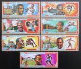 Poštovní známky Rovníková Guinea 1972 LOH Mnichov Mi# 81-87
