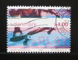 Poštovní známka Dánsko 2001 Zábava mládeže Mi# 1281