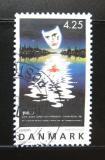 Poštovní známka Dánsko 2003 Umění, Evropa CEPT Mi# 1341