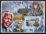 Poštovní známka Komory 2009 Humanisti Mi# Block 454 Kat 15€