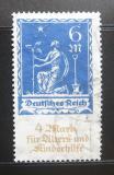 Poštovní známka Německo 1922 Charita Mi# 233 Kat 30€