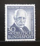 Poštovní známka Německo 1953 Fridtjof Nansen Mi# 176 Kat 60€