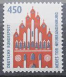 Poštovní známka Německo 1992 Novobrandenburská brána Mi# 1623
