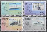 Poštovní známky Belize 2006 Výročí Evropa CEPT Mi# 1303-06