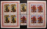 Poštovní známky DDR 1977 SOZPHILEX výstava Mi# 2247-48