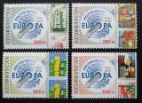 Poštovní známky Azerbajdžán 2005 Evropa CEPT Mi# 620-23