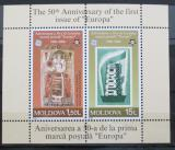 Poštovní známky Moldavsko 2005 Evropa CEPT Mi# Block 33