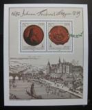 Poštovní známky DDR 1982 Míšeňský porcelán Mi# Block 65