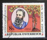 Poštovní známka Rakousko 1997 Adolph Lorenz Mi# 2229