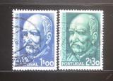Poštovní známky Portugalsko 1956 Ferreira Silva Mi# 848-49