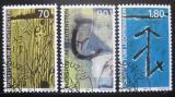 Poštovní známky Lichtenštejnsko 1999 Dům Walser Mi# 1220-22