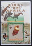 Poštovní známka Malawi 2005 Jespák bojovný, skauting