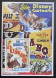 Poštovní známky Pobřeží Slonoviny 2003 Disney postavičky, skauting
