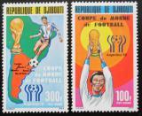 Poštovní známky Džibutsko 1978 MS ve fotbale Mi# 220-21