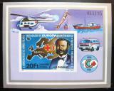 Poštovní známka Maďarsko 1981 Červený kříž neperf. Mi# Block 149 B Kat 30€