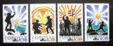 Poštovní známky Faerské ostrovy 2000 Křesťanství Mi# 368-71 Kat 11€
