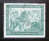 Poštovní známky Německo 1948 Lipský veletrh Mi# 968