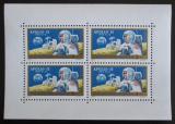 Poštovní známky Maďarsko 1970 Apollo 12 Mi# 2576 A