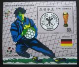 Poštovní známka KLDR 1990 MS ve fotbale Mi# Block 256