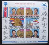 Poštovní známky KLDR 1992 LOH Barcelona Mi# 3367-72
