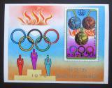 Poštovní známka KLDR 1976 LOH Montreal Mi# Block 27
