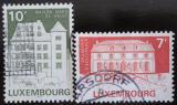 Poštovní známky Lucembursko 1985 Architektura Mi# 1131-32