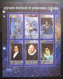 Poštovní známky Džibutsko 2010 Astronomové