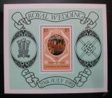 Poštovní známka Grenada Gren.1981 Královská svatba Mi# Block 56