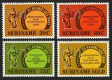 Poštovní známky Surinam 1981 Reformy Mi# 934-37