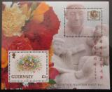 Poštovní známka Guernsey 1994 Výstava PHILAKOREA Mi# Block 12