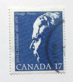 Poštovní známka Kanada 1980 Premiér Diefenbaker Mi# 770