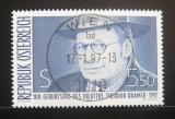 Poštovní známka Rakousko 1997 Theodor Kramer, básník Mi# 2209